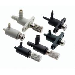 игольчатый клапан / с пневматиче AIR Logic - игольчатый клапан / с пневматическим управлением / для контроля расхода / для возду