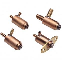 игольчатый клапан / с пневматиче AIR Logic - игольчатый клапан / с пневматическим управлением / для контроля расхода / для регул