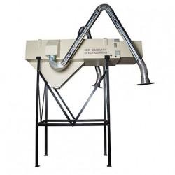 пылеуловитель с картриджем / очи Air Quality Engineering - пылеуловитель с картриджем / очистка пульсирующей струей / самоочищаю