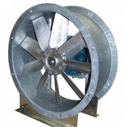 осевой вентилятор / для сушки /  AIRAP - осевой вентилятор / для сушки / для циркуляции воздуха / взрывозащищенный