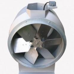 осевой вентилятор / для отвода / AIRAP - осевой вентилятор / для отвода / для циркуляции воздуха / с прямым приводом