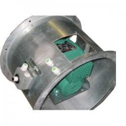 осевой вентилятор / для отвода / AIRAP - осевой вентилятор / для отвода / для циркуляции воздуха / из гальванизированной стали
