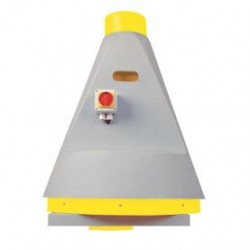 вентилятор для крыши / центробеж AIRAP - вентилятор для крыши / центробежный / для извлечения / для циркуляции воздуха