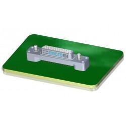 коннектор плата-плата / PCB / пр Airborn - коннектор плата-плата / PCB / прямоугольный / наружная резьба