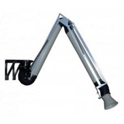 настенный всасывающий рукав / же Airbravo - настенный всасывающий рукав / жесткий / для систем вытяжки сварочных дымов / для вса