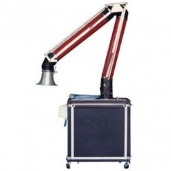 мобильный дымоуловитель / для пр Airbravo - мобильный дымоуловитель / для промышленности / с сухой фильтрацией / со всасывающим