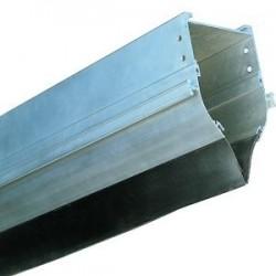 рельс для линейной направляющей  Airbravo - рельс для линейной направляющей / из алюминия / для вытяжного рукава / линейный