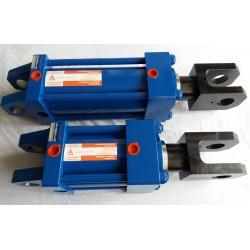 гидравлический цилиндр / с двойн AirControl Industrial S.L. - гидравлический цилиндр / с двойным эффектом / с затяжкой / по инди