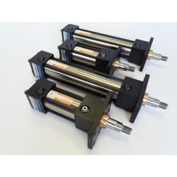гидравлический цилиндр / компакт AirControl Industrial S.L. - гидравлический цилиндр / компактный / ISO / с затяжкой