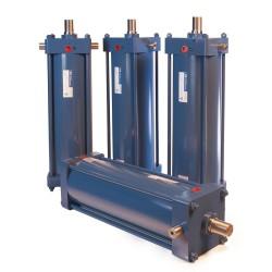 пневматический цилиндр / двойной AirControl Industrial S.L. - пневматический цилиндр / двойной эффект / для суровых природных ус