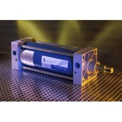 пневматический цилиндр / двойной AirControl Industrial S.L. - пневматический цилиндр / двойной эффект / для промышленности / с з