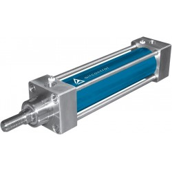 пневматический цилиндр / двойной AirControl Industrial S.L. - пневматический цилиндр / двойной эффект / для продуктов питания /