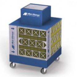 подвижный очиститель воздуха / с Airflow Systems - подвижный очиститель воздуха / с фильтром