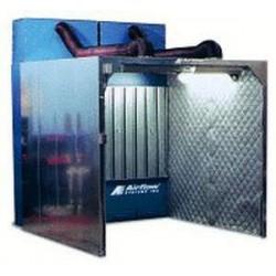 кабина для удаления пыли Airflow Systems - кабина для удаления пыли