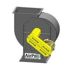 центробежный вентилятор / для ох AirPro Fan & Blower - центробежный вентилятор / для охлаждения / двойное впускное отверстие / с