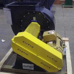 центробежный вентилятор / для ох AirPro Fan & Blower - центробежный вентилятор / для охлаждения / с прямым приводом / с ременной