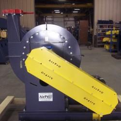 радиальный вентилятор / высокое  AirPro Fan & Blower - радиальный вентилятор / высокое давление / прочный / промышленный