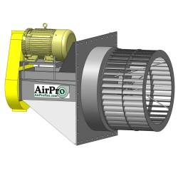 центробежный вентилятор / для ци AirPro Fan & Blower - центробежный вентилятор / для циркуляции воздуха / с загнутыми вперед лоп