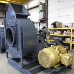 радиальный вентилятор / для отво AirPro Fan & Blower - радиальный вентилятор / для отвода / прочный / промышленный