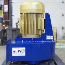 центробежный вентилятор / обеспы AirPro Fan & Blower - центробежный вентилятор / обеспыливающий агрегат