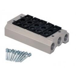 многоканальный коллектор / из ме Airtac Automatic Industrial - многоканальный коллектор / из металла / пневматический