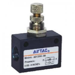 клапан для контроля расхода / ко Airtac Automatic Industrial - клапан для контроля расхода / компактный