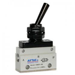 клапан с ручным управлением / с  Airtac Automatic Industrial - клапан с ручным управлением / с пневматическим управлением / для