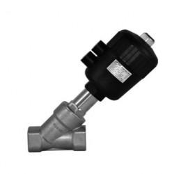 клапан с пневматическим управлен Airtac Automatic Industrial - клапан с пневматическим управлением / для контроля / с наклонным