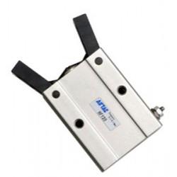 пневматический захват манипулято Airtac Automatic Industrial - пневматический захват манипулятора / угловой / 2 захвата / с двой