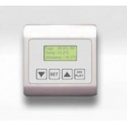 относительный датчик влажности / Airtec A/S - относительный датчик влажности / на подставке / цифровой / с цифровым выходом