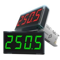 индикатор и контроллер температу akYtec GmbH - индикатор и контроллер температуры / для процесса / цифровой / LED