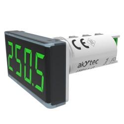 индикатор для процесса / универс akYtec GmbH - индикатор для процесса / универсальный / 7 сегментов / с 4 цифрами