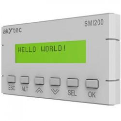 компактная программируемая автом akYtec GmbH - компактная программируемая автоматическая система / для монтажа на панели / Modbu