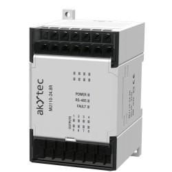 аналоговый входной модуль / ModB akYtec GmbH - аналоговый входной модуль / ModBUS RTU / RS485 / для безопасности
