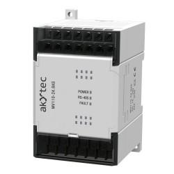 аналоговый входной модуль / ModB akYtec GmbH - аналоговый входной модуль / ModBUS RTU / с 8 входами / RS485