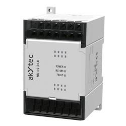 аналоговый выходной модуль / RS4 akYtec GmbH - аналоговый выходной модуль / RS485 / настенный / монтируемый на DIN-рейке