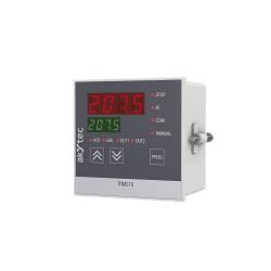контроллер температуры с цифровы akYtec GmbH - контроллер температуры с цифровым индикатором / двойной светодиодный дисплей / PI