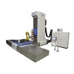 фрезерный станок с ЧПУ 4 оси / г alesamonti - фрезерный станок с ЧПУ 4 оси / горизонтальный / с подвижной стойкой / с высокой ск