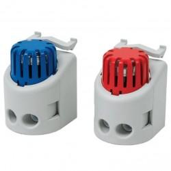 контактный термостат / биметалли Alfa Electric - контактный термостат / биметаллический / компактный / на DIN-рейке