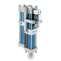 пневматический цилиндр / двойной alfamatic - пневматический цилиндр / двойной эффект / компактный