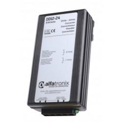 монтированный преобразователь DC AlfaTronix - монтированный преобразователь DC/DC на шасси / понижающий / для использования в те