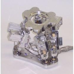система нанопозиционирования 6 о Alio - система нанопозиционирования 6 осей / шестиногая / для робота / под высоким вакуумом
