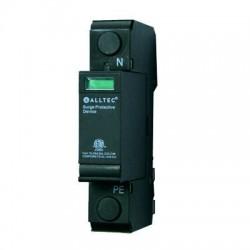 молниеотвод тип 1 / переменный т ALLTEC LLC - молниеотвод тип 1 / переменный ток / на DIN-рейке