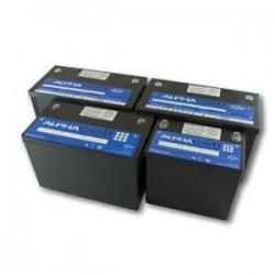 аккумулятор кислотно-свинцовый г Alpha Technologies GmbH - аккумулятор кислотно-свинцовый гель / для блока / высокого качества /