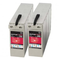 аккумулятор VRLA / для блока / с Alpha Technologies GmbH - аккумулятор VRLA / для блока / с рекомбинацией газа