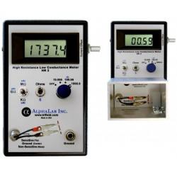 цифровой омметр / низкое напряже AlphaLab Inc. - цифровой омметр / низкое напряжение