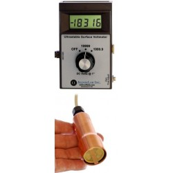 цифровой счетчик / электронный / AlphaLab Inc. - цифровой счетчик / электронный / для электростатического заряда