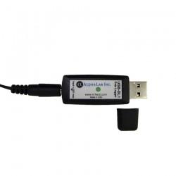 аналоговый/цифровой преобразоват AlphaLab Inc. - аналоговый/цифровой преобразователь / USB