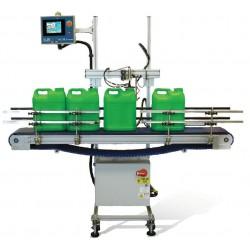 линейный тестер герметичности /  ALPSLEAK - линейный тестер герметичности / для бутылок