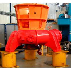 насос для охлаждающей воды / цен GE POWER, Alstom Power Systems, Bergeron Pump - насос для охлаждающей воды / центробежно-спирал